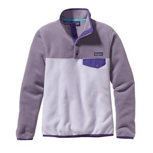 Patagonia Color Block Synchilla Fleece Snap-T